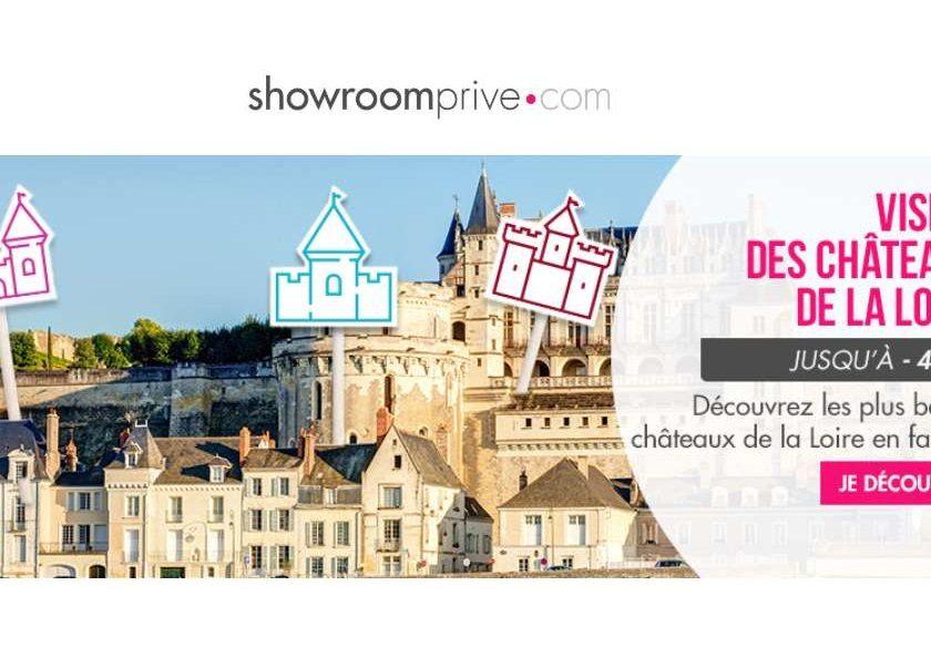 Visites des Châteaux de la Loire moins chères