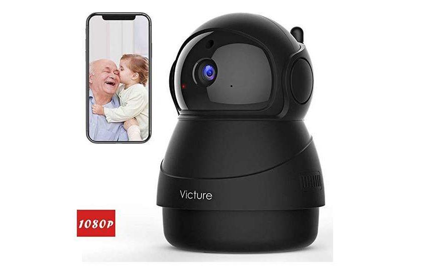 caméra Wi-fi sans fil surveillance Victure 1080P