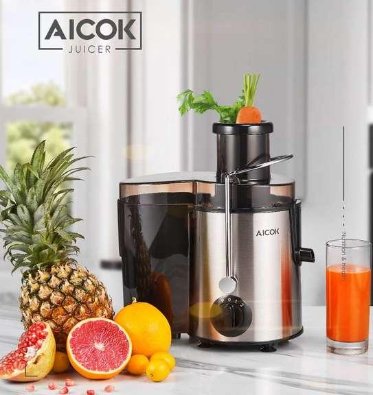 centrifugeuse fruits et légumes Inox Aicok