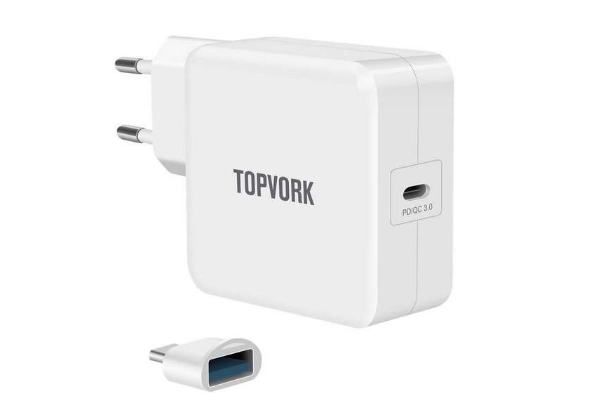 chargeur USB TOPVORK 45W
