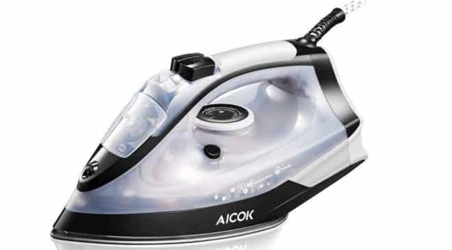 fer à repasser Aicok 2200W pas cher