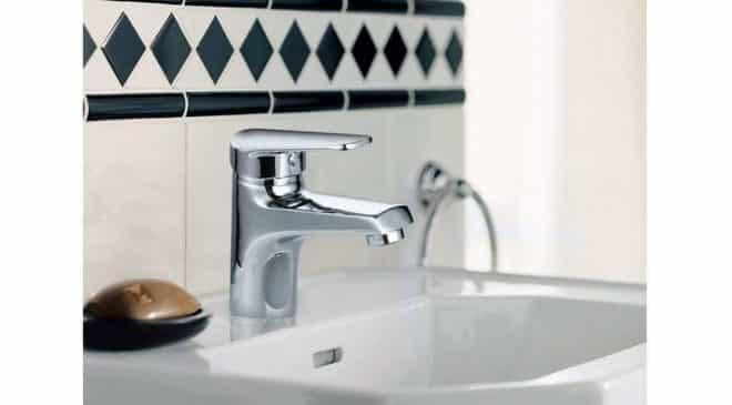 mitigeur de lavabo Homelody chromé Monotrou