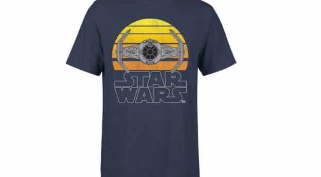 pas cher t-shirt officiel Star Wars Tie pour homme, femme ou enfant