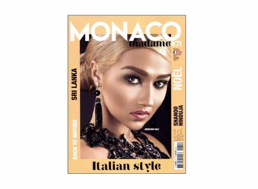 Abonnement Monaco Madame magazine pas cher