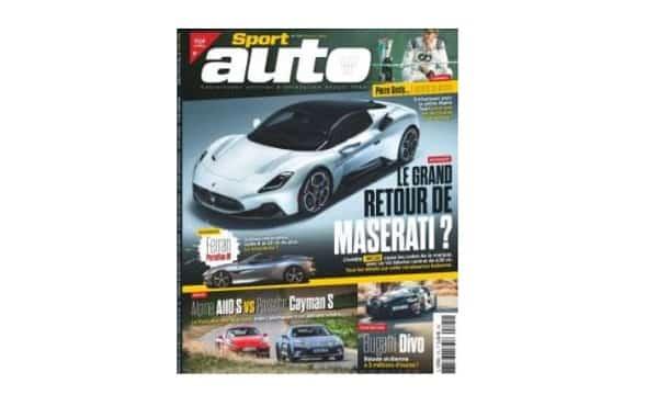 Abonnement Magazine Sport Auto Pas Cher