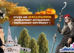 Billet Halloween à France Miniature moins cher