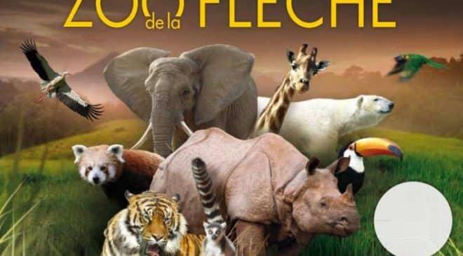 Billet Zoo de La Flèche moins cher