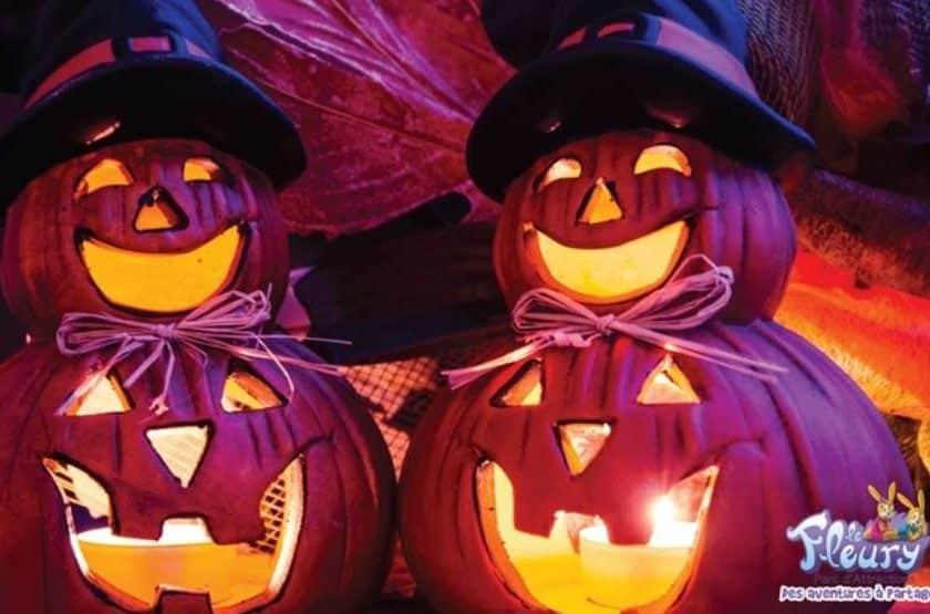 Billet d'entrée pas cher Parc Le Fleury – Halloween