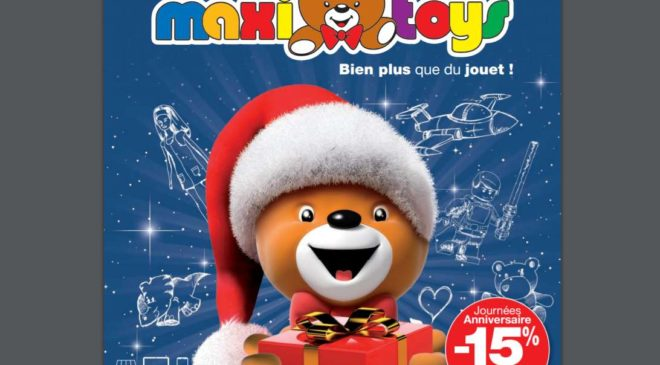 Catalogue Noel MaxiToys 2018