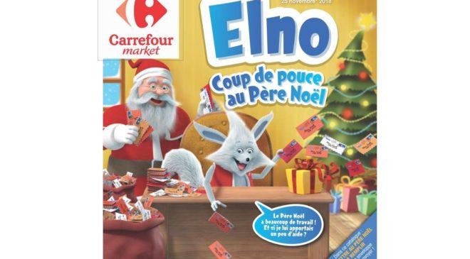 Catalogue des jouets Carrefour Market Noël 2018