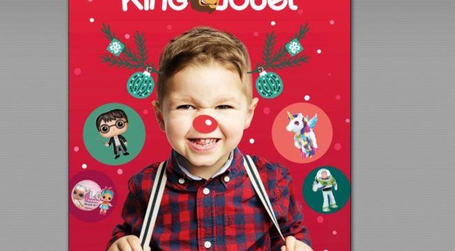 Catalogue des jouets King Jouet Noel 2018