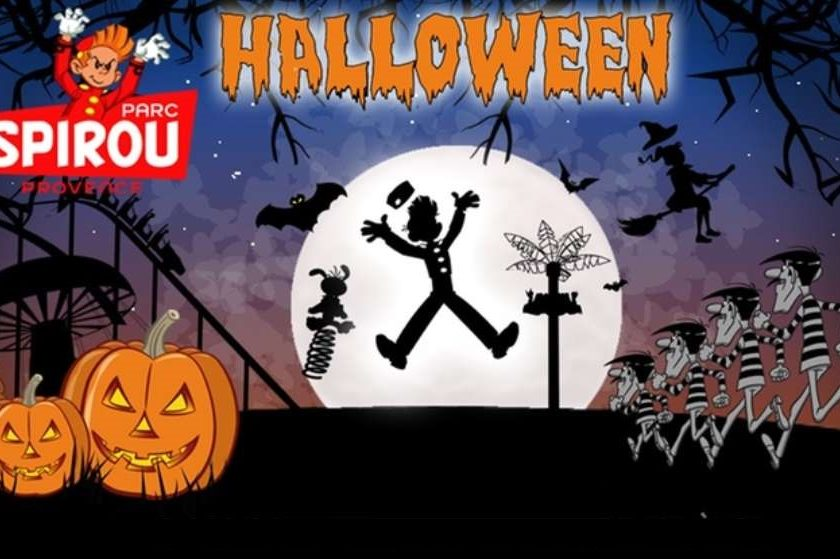 Halloween au Parc Spirou moins cher