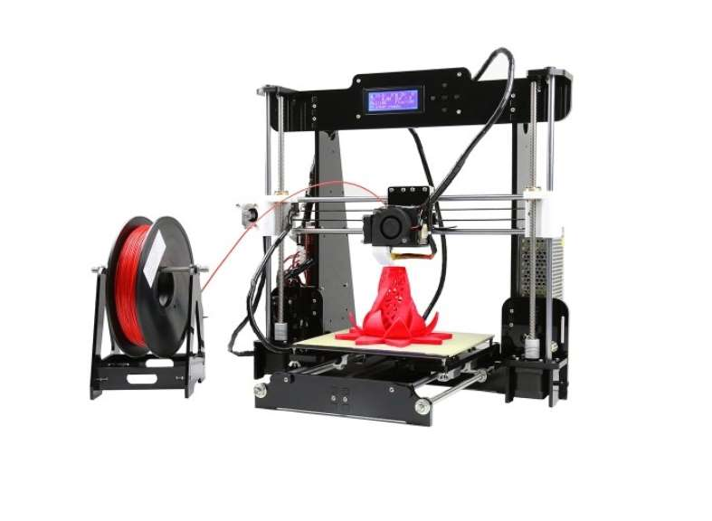 Imprimante 3D Anet A8 Printer Kit 10 mètres de filament
