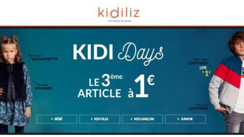 Les Kididays Kidiliz