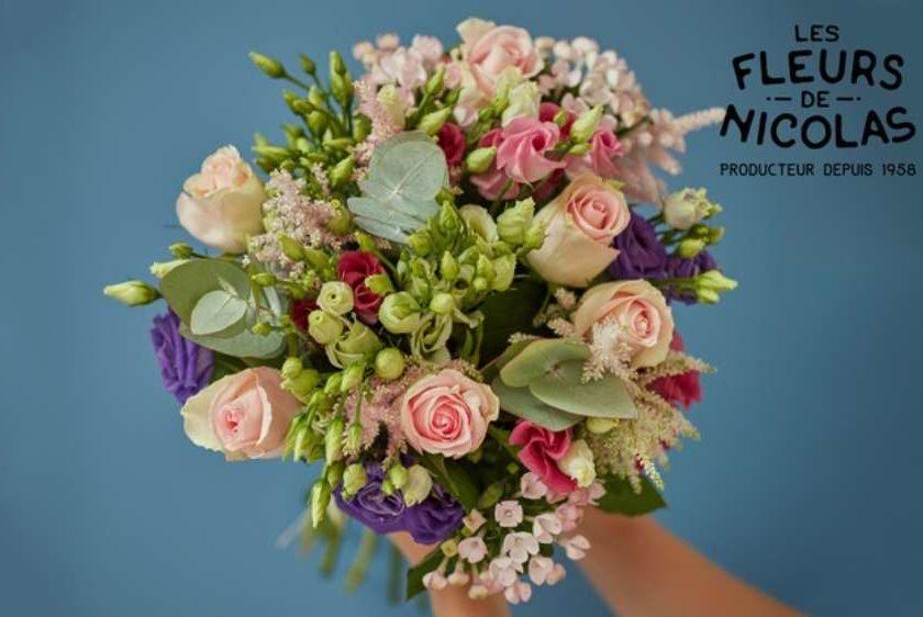 Livraison de fleurs moins chère Fleurs de Nicolas