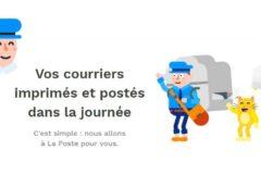 Merci Facteur s'occupe d'imprimer et envoyer vos lettres, cartes et photos à votre place