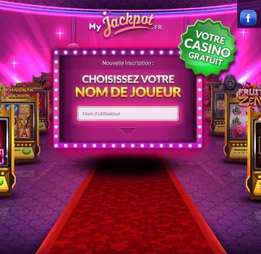 MyJackpot LE site de jeux de casino gratuits