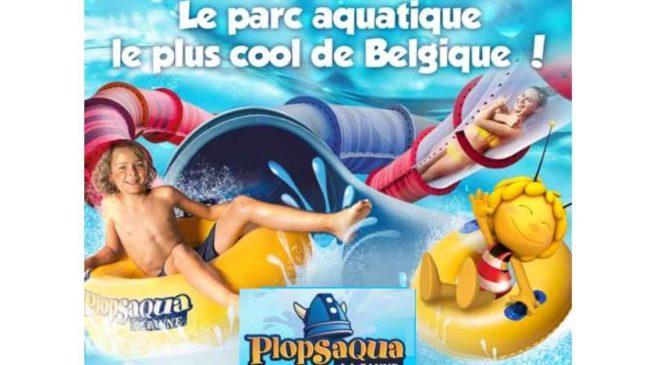 Parc aquatique Plopsaqua De Panne moins cher