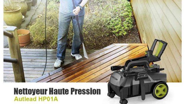 Pas cher nettoyeur haute Pression Autlead HP01A