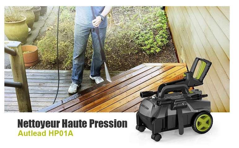 59 nettoyeur haute pression autlead hp01a 100 bars 5m. Black Bedroom Furniture Sets. Home Design Ideas