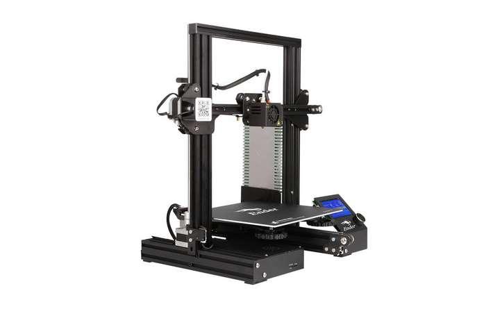 VENTE FLASH Imprimante 3D Creality Ender 3