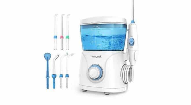 jet dentaire électrique Homgeek