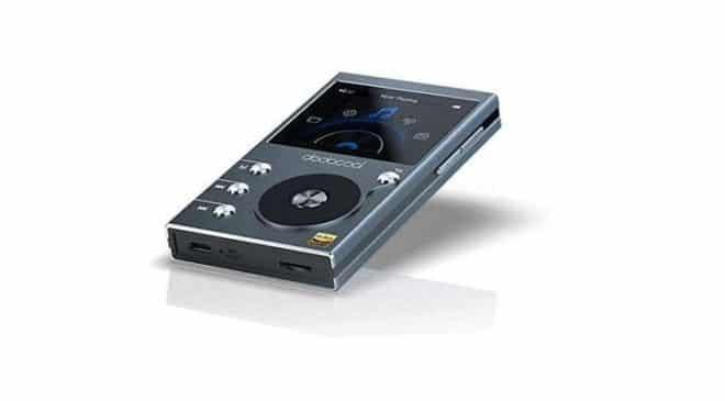 lecteur MP3 Hi-Res Dodocool 8Go