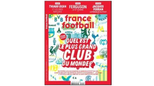 Abonnement France Football pas cher