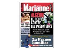 Abonnement Marianne pas cher : moins de 39€ les 26N° au lieu de plus de 100€
