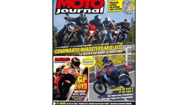 Abonnement Moto Journal pas cher