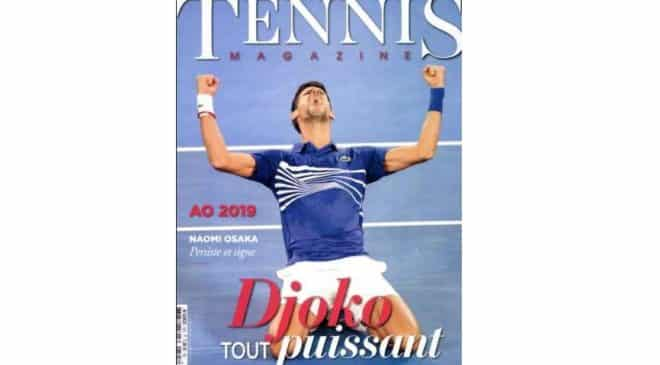 Abonnement Tennis Magazine pas cher