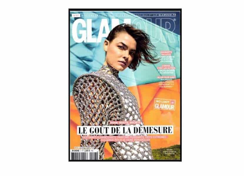 Abonnement magazine Glamour pas cher