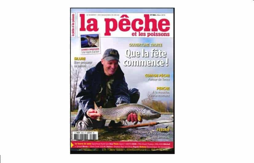 Abonnement magazine La Pêche et Les Poissons pas cher