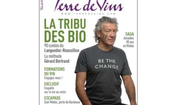 Abonnement magazine Terre de vins pas cher