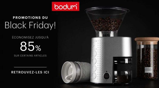 Black Friday Bodum