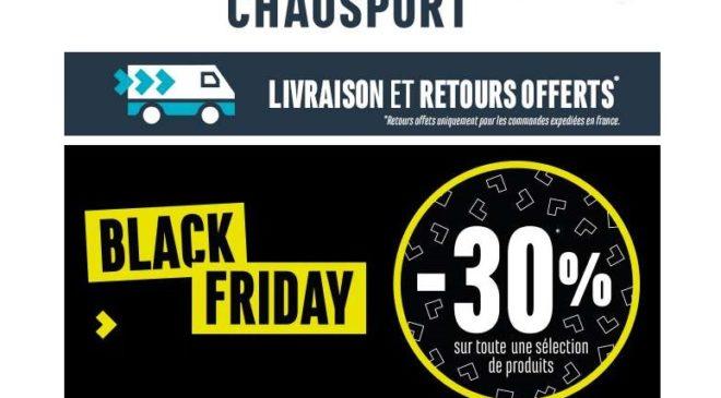 Black Friday Chausport