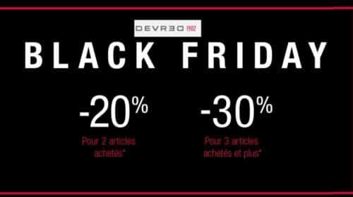 Black Friday Devred