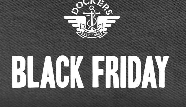 Black Friday Dockers