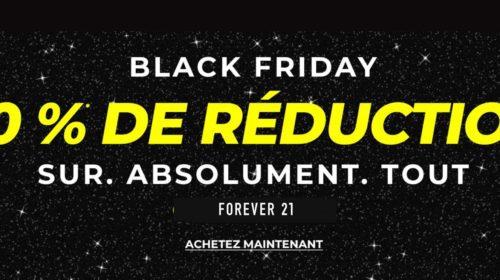 Black Friday Forever 21