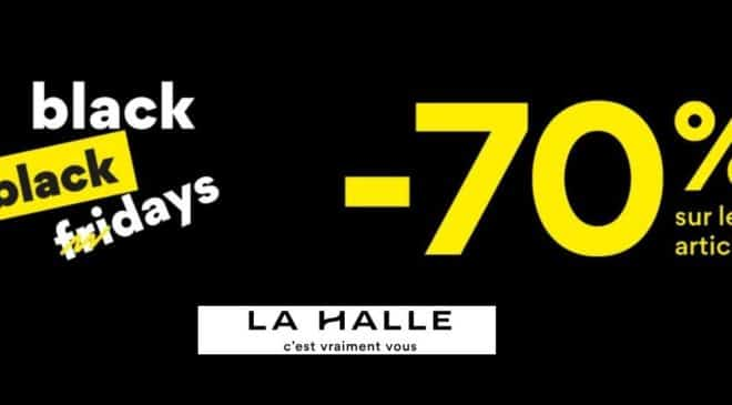 Black Friday La Halle