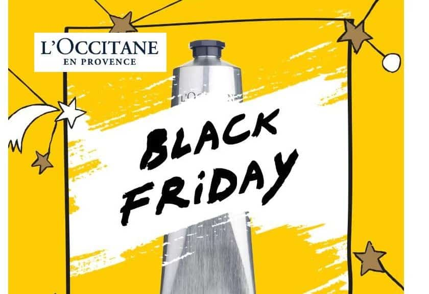Black Friday Occitane en Provence