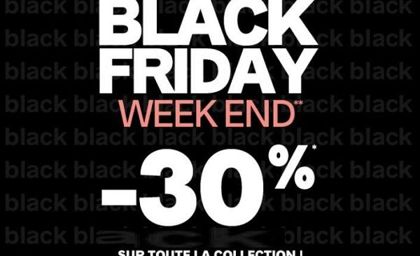 Black Friday Pimkie 30% Sur Tout