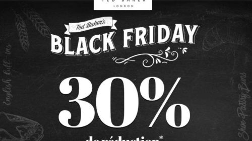 Black Friday Ted Baker