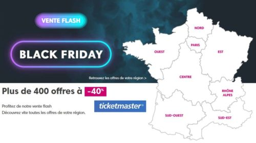 Black Friday Ticketmaster