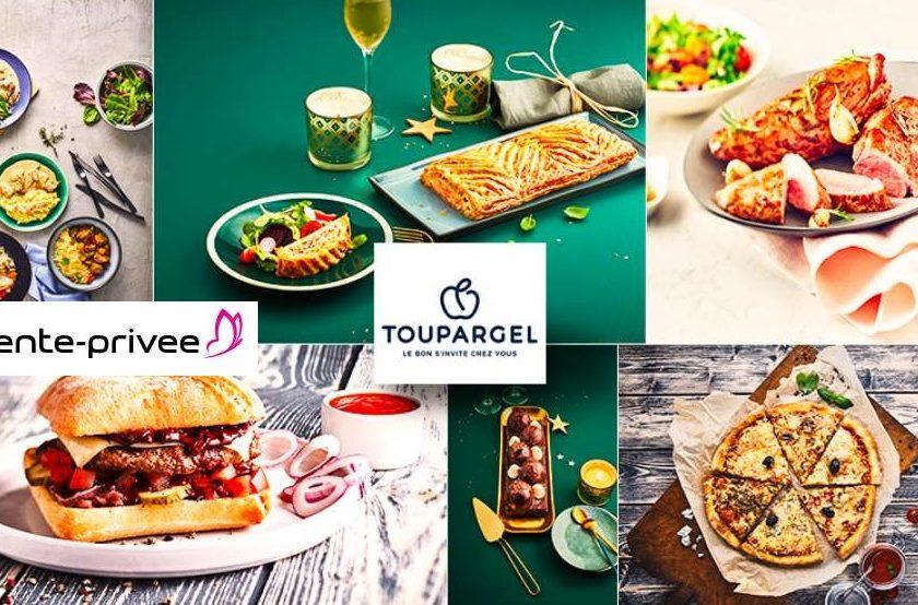 Bon RoseDeal Toupargel 40€ de remise dès 80€ d'achats