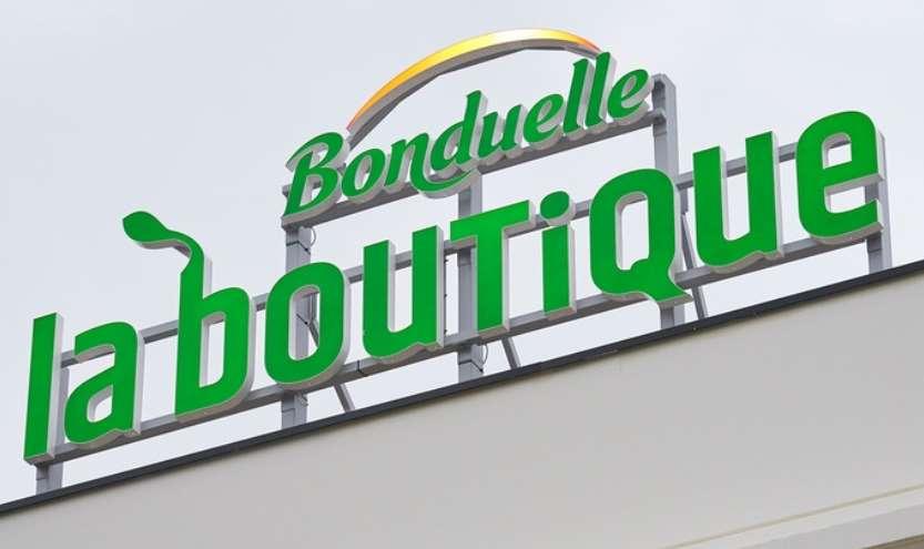 Bon achat magasin Bonduelle Lyon moitié prix