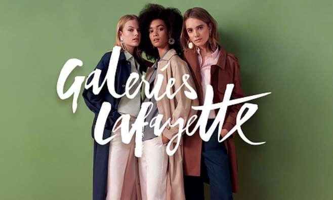 Bon d'achat Galeries Lafayette Rosedeal