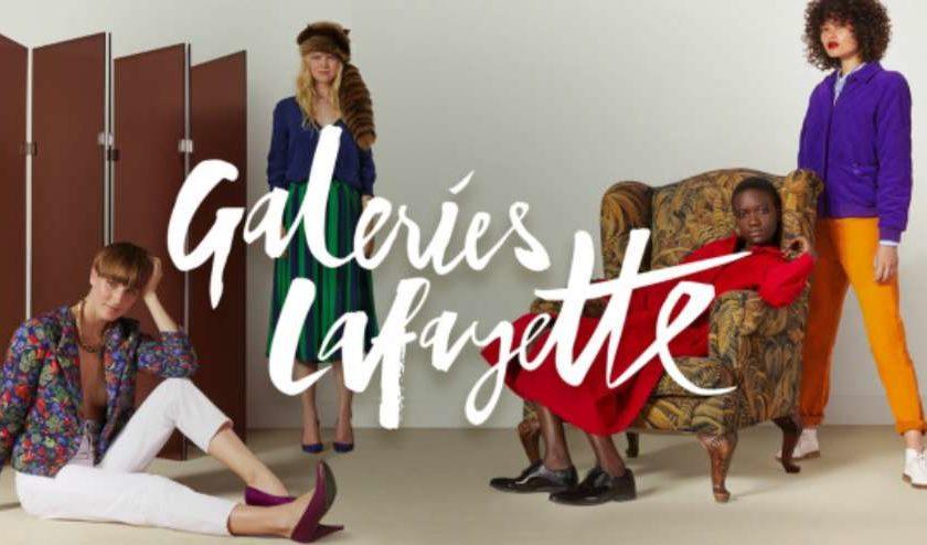 Bon d'achat Galeries Lafayette VENTE PRIVÉE
