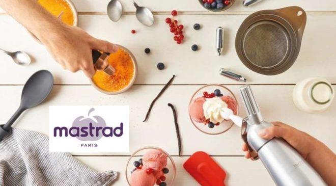 Bon d'achat Mastrad (ustensiles de cuisine) :