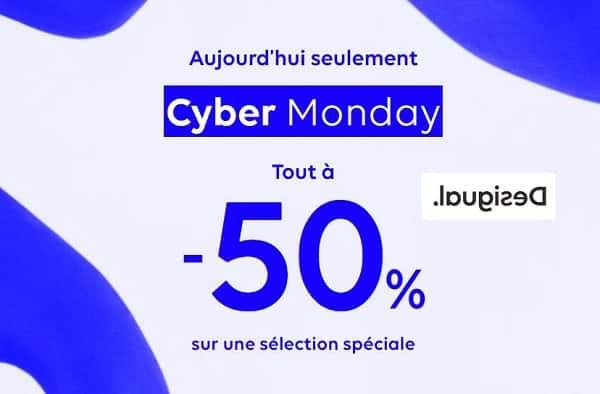 Cyber Monday Desigual